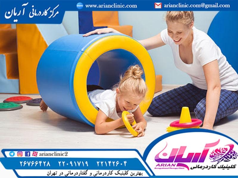 مهارتهای حرکتی ظریف در کودکان